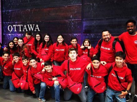 immersion anglaise à Ottawa