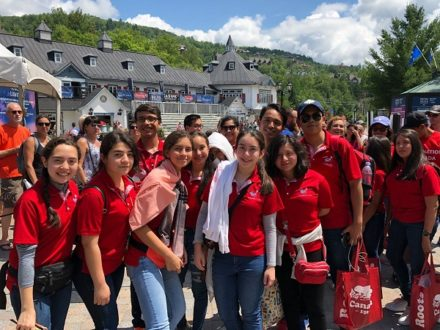 camp d'immersion anglaise au Canada